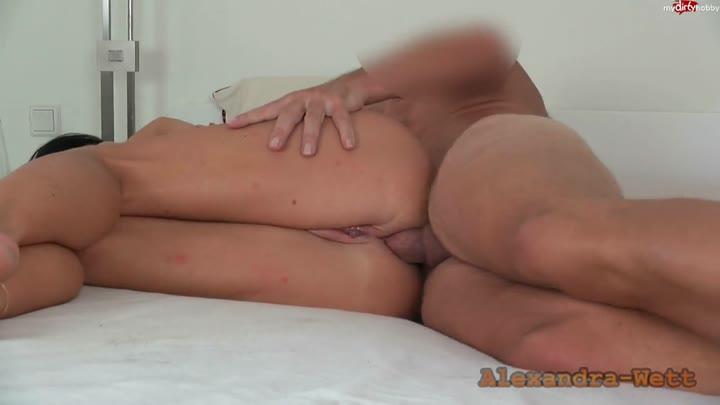 Amateure bumsen mit Alexandra Wett